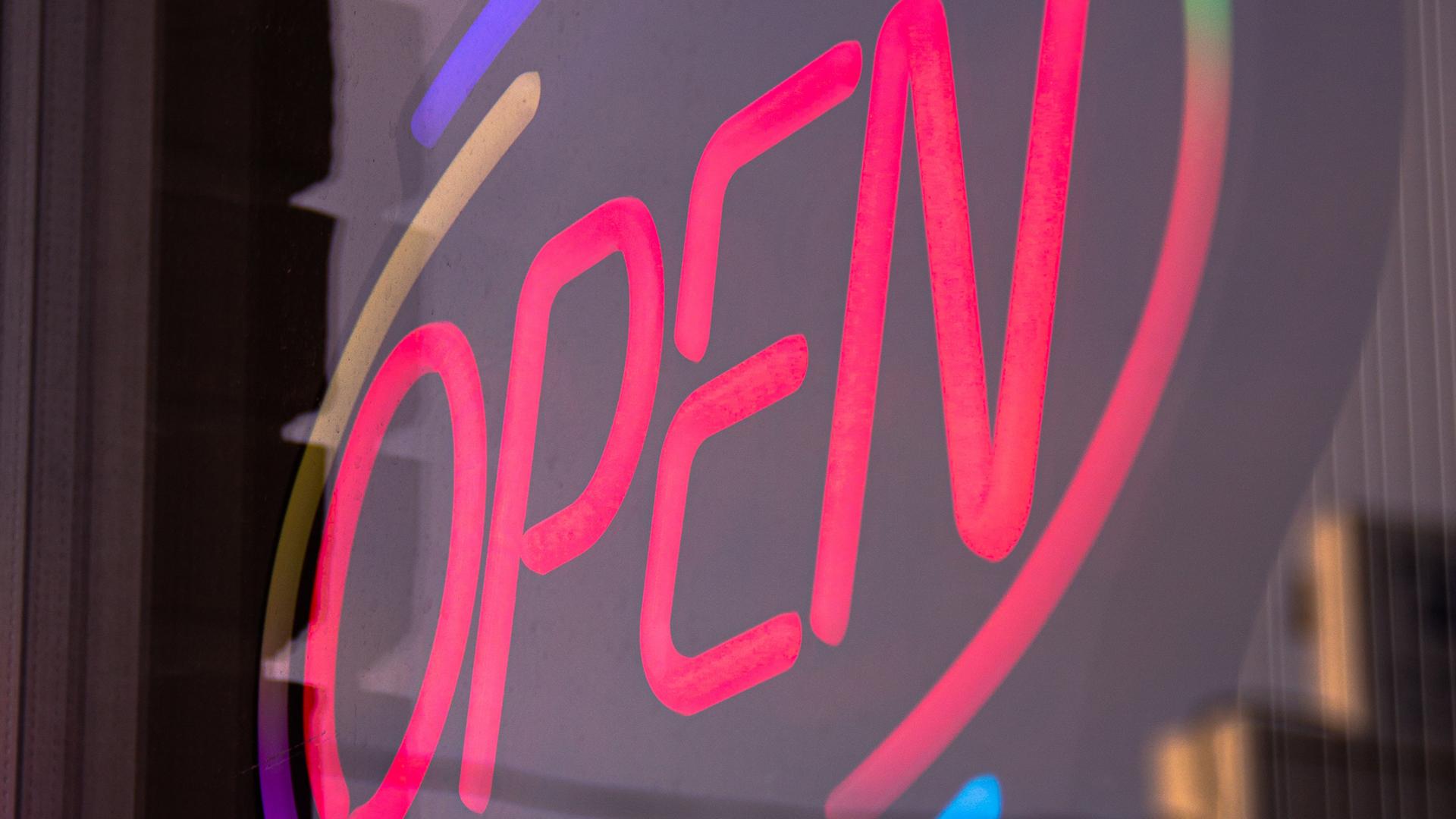 Beitragsbild we are open