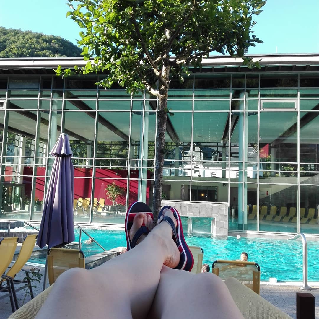 Relaxen in der Therme Bad Bertrich
